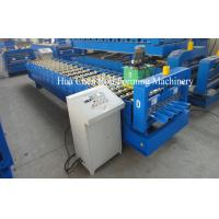 Quality Rows of rollers 19 rows Roof Sheet Roll Forming Machine for sale