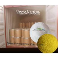 Quality Nutritional Feed Additives Yellow Crystal Acetate Vitamin A 1000000IUG SV-AA1000K CAS 127-47-9 for sale