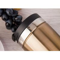 Buy cheap Leak Proof Non Spill Coffee Travel Mugs , Thermal Insulated Travel Mug FDA from wholesalers