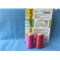 Buy cheap Low Shrinkage Abrasion - Resistant Ring Spun Polyester Yarn 40/2 Color For TFO Machine from Wholesalers