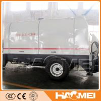 Quality concrete mixer with pump for sale