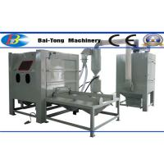Quality Manual Workcar Type High Pressure Sandblasting Equipment 1515P-G Model for sale