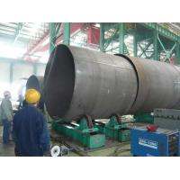 Buy cheap Industrial 40T Hydraulic Conventional Welding Rotator With VFD System from wholesalers