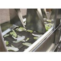 Quality Reversing Air Vegetable Dryer Machine , 380V Industrial Food Drying Machine for sale