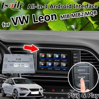 Buy cheap LVDS All-in-1 Android GPS Navigation Box for Volkswagen Leon Seat MQB MIB MIB2 from wholesalers