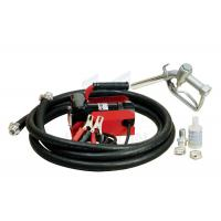 Quality Fuelworks 10304010A 12V 10GPM Fuel Transfer Pump Kit with 13