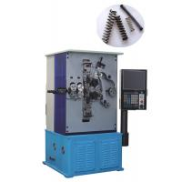 Quality Spring Manufacturing Machine With Servo Motor , 120 Pcs/Min Wire Winding Machine for sale