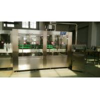 Quality PET / PP Bottle Automatic Water Filling Machine , Pure Water Bottling Equipment for sale