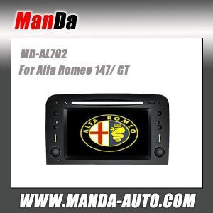 Quality Manda 2 din car radio for Alfa Romeo 147/ GT factory navigation in-dash dvd autoradio gps for sale