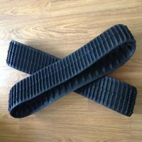 China Popular Rubber Crawler for Robot/Sonowblower/Snowmobile/Wheelchair (136*45*41) on sale