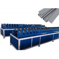 Quality Steel Cable Tray Roll Forming Machine , Metal Sheet Roll Forming Machine With Cr12Mov Rollers for sale