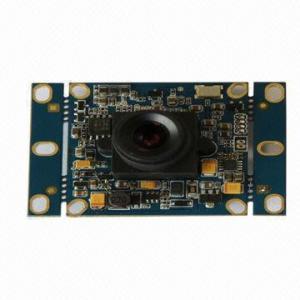 Quality 1/3.2 Color CMOS CCTV Camera Module, 600TVL Resolution for sale