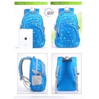 China 300D Polyester school backpack, school bag on sale