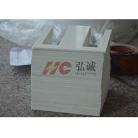 Quality White Reinforcement Sheet / White Laminate Sheets High Flexural Strength for sale