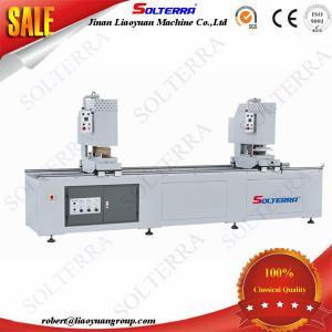 Quality UPVC Windows Three Head Seamless Welding Machines SHZ2C-150x3500 for sale