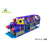 Professional Indoor Play Center Playground Custom Made For 3 - 15 Years Old for sale