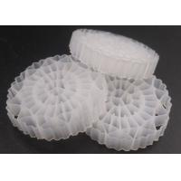 Quality Hdpe Eco Friendly MBBR Bio Carrier 25*5mm Activity Floating Biomass Balls for sale