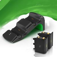 Quality Hig quality Dual Charging station for xbox one Controller for sale