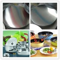 Quality High quality Aluminum Discs / Circle  Alloy  1050 1060 3003 Soft    0.3mm to 3.0mm for cookware for sale