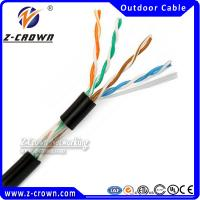China Factory Indoor Outdoor Cheap High Quality 305m Utp Cat5e Network Cable Of Www Z Crown