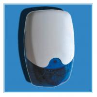 Quality Sound & Strobe Wireless outdoor alarm siren for standalone or for alarm system for sale