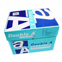 Quality Highest Super White 70 80 GSM Double A A4 Paper Copy Paper for sale