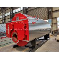 Quality Low Pressure Diesel Oil Fired Hot Water Boiler Fully Automatic Operation for sale