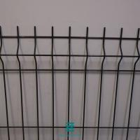 China Residential Welded Wire Mesh Fence Panels With Galvanizing Surface Treatment on sale