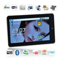 Buy cheap Apad Tablet PC With G-Sonsor 7 Inch Full Touch Screen Google Android 2.1 from wholesalers