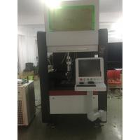 Quality High Speed Precison Fiber Optic Laser Cutter For Metal Glass Frame Or Horn for sale