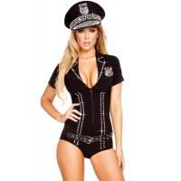 Bling cop costume for halloween christmas xxs to xxxl from wholesalers