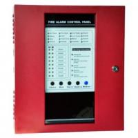 4 - Zone Class B Conventional Fire Alarm Control Panel with Contact Relay Output