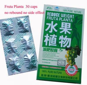 Buy cheap Natural Fruta Planta Fruit Slimming Capsule Fat Burning Products Green Box from wholesalers