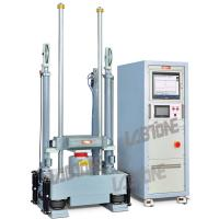 Quality 100*100 Table Size Shock Impact Test Machine For Cellphone / Battery for sale