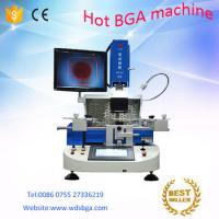 Quality MCGS touch screen bga rework station WDS-620 with ccd camera for led playstation motherboard repair for sale
