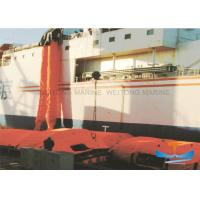 Quality Liferaft Marine Safety Equipment , Vertical Marine Evacuation System Single Chute for sale