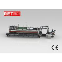 China Commercial Automatic Sheet Cutting Machine With Hydraulic Unwinding Function on sale