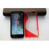 Quality High Quality TPU with PC Stand Case For Mobile Iphone 6 for sale