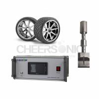 Quality Easy Operate Ultrasonic Tyre Cutting Machine With High Precision Cutting for sale