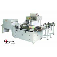 Quality Automatic Box Paper Collective Tissue Paper Making Machine With Stable Running for sale