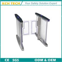 Quality Waist Height High Lever High Speed Fast Speed Turnstile Gate for Subway for sale
