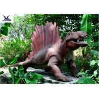 Quality Forest Full Size Amusement Realistic Dinosaur Statues Animatronic Robot Dinosaurs for sale