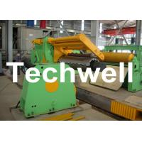 Quality Automatic Carbon Steel Slitting Cutting Line With 30kw Power, Electric Control System for sale