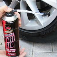 Quality Odourless Puncture Tire Inflator Sealant For Car Bike Motor for sale