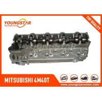 Complete Cylinder Head For MITSUBISHI   4M40T  Pajero 2.8TD  ME202620  ME193804   AMC 908514