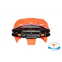 Quality 20 Person Marine Life Raft Approval Throwing With EC / CCS Certificate for sale