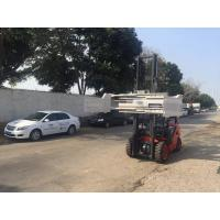 China 4.0-6.5 Tons Heavy Duty Bale Clamp Attachment High Efficiency And Economy on sale