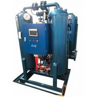 Buy Blue Adsorption Compressed Air Dryer , Industrial Air Dryer For Compressor at wholesale prices