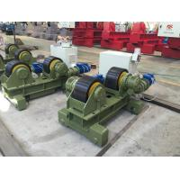 Quality Bolt Conventional Pipe Welding Rotator Pendant Control With Manual Trolley for sale