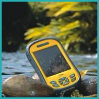 Quality Qmini MP Handheld GPS Receiver/GIS Collector for sale